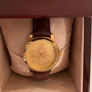 Mickey Mouse Disney 50th anniversary watch